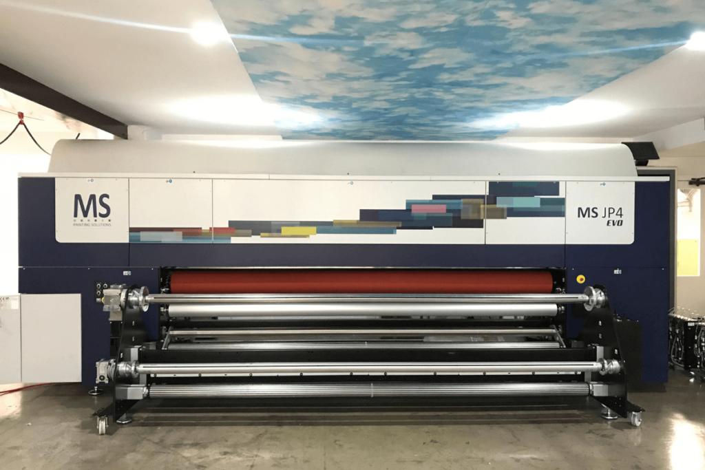 High speed digital printer