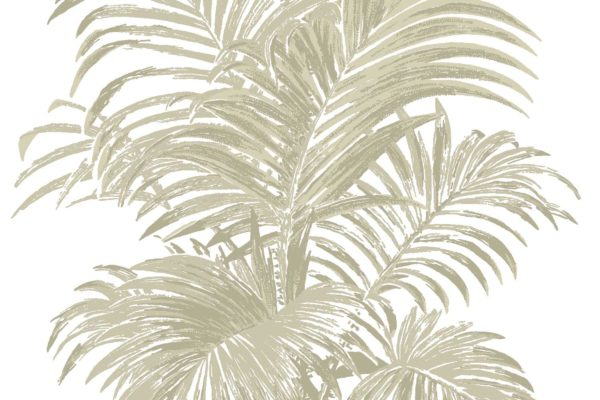 Palm, Sand, Florence Broadhurst fabric