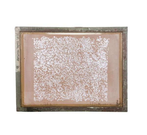 Florence Broadhurst silkscreen, Swirl Texture
