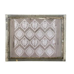 Florence Broadhurst silkscreen, Persian Bird Motif