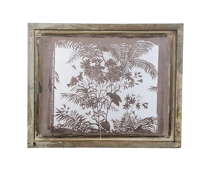 Spring Floral, Florence Broadhurst original silkscreen artwork
