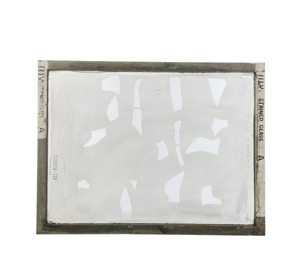 Florence Broadhurst Silkscreen, Stained Glass design