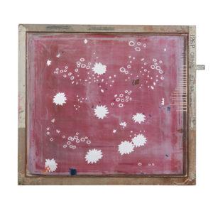Florence Broadhurst Silkscreen, Chinese Floral design