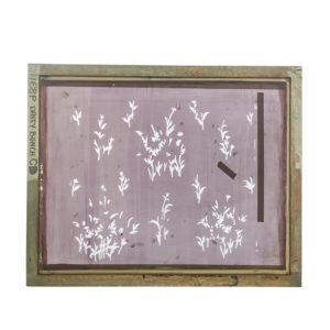 Florence Broadhurst Silkscreen, Daisy Bunch design