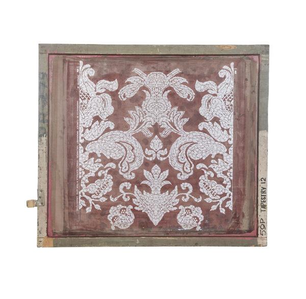Florence Broadhurst Silkscreen, Tapestry 12 design