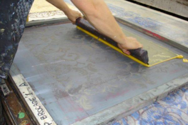 Florence Broadhurst silkscreen art