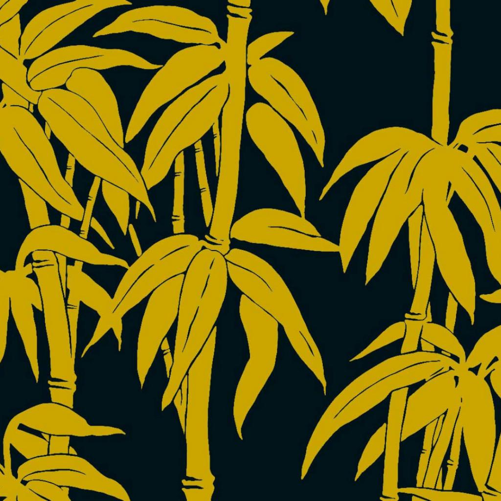 Japanese Bamboo, Mustard