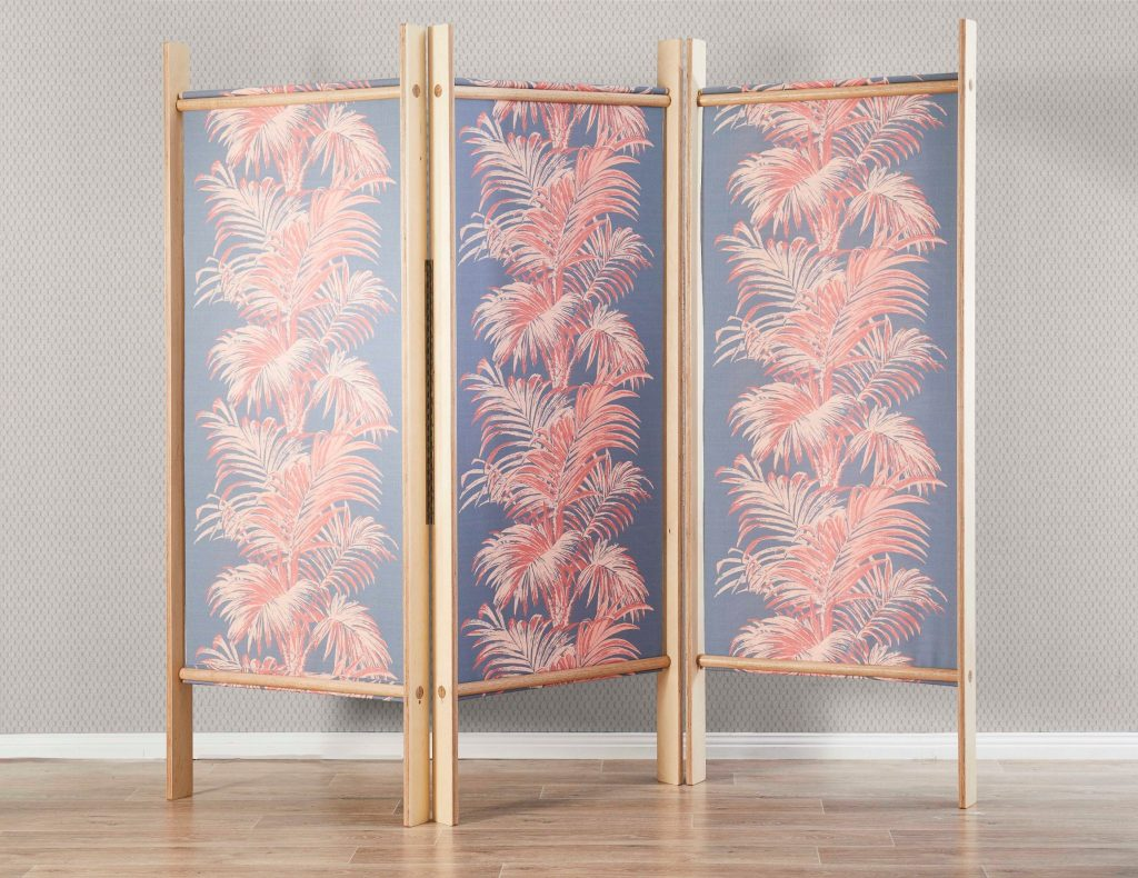 Room divider screen 4 Colour Palm
