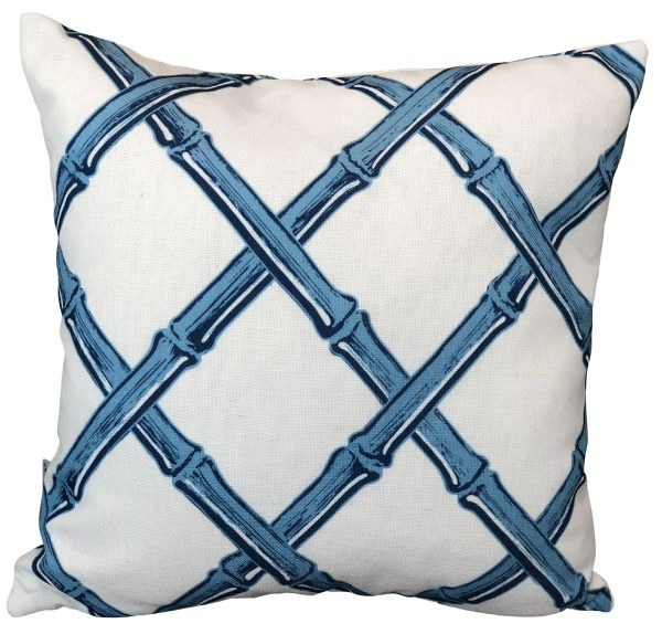 Bamboo Lattice Sea Breeze Cushion