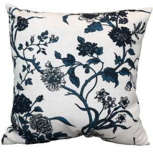 Carnation Ink Cushion