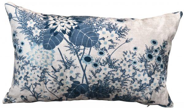 Chinese Floral Coast Cushion