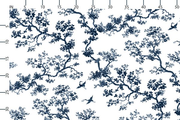 The Cranes, Harbor, Textiles