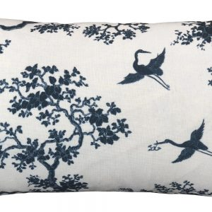 The Cranes Harbor Cushion
