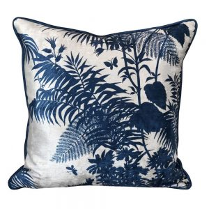 Shadow Floral cushion cover