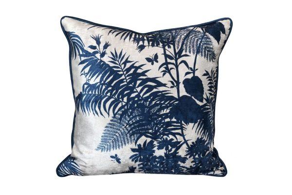 Shadow Floral cushion cover