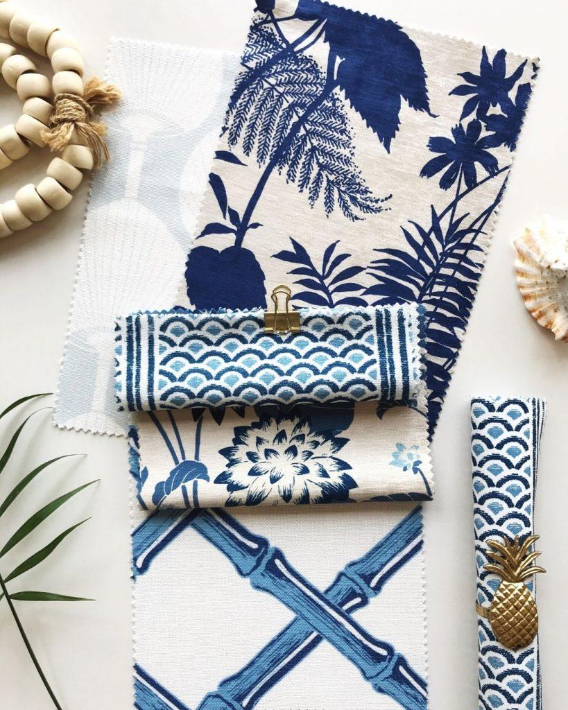 Cushion cover fabrics