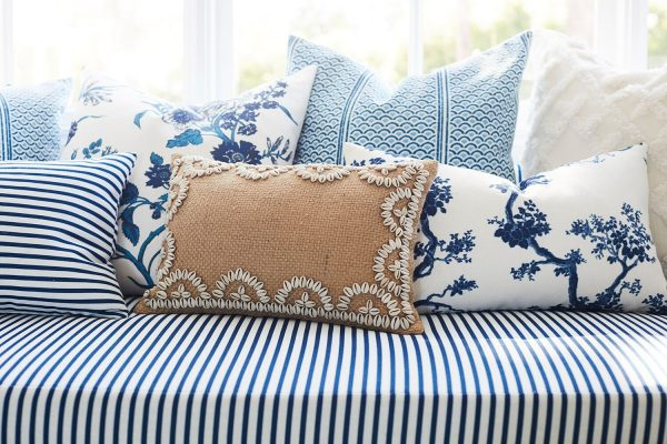 Florence Broadhurst cushion covers