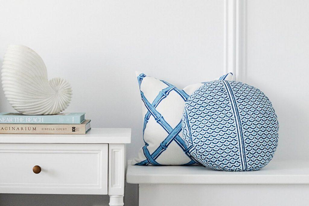 cushion covers, Florence Broadhurst Fabrics