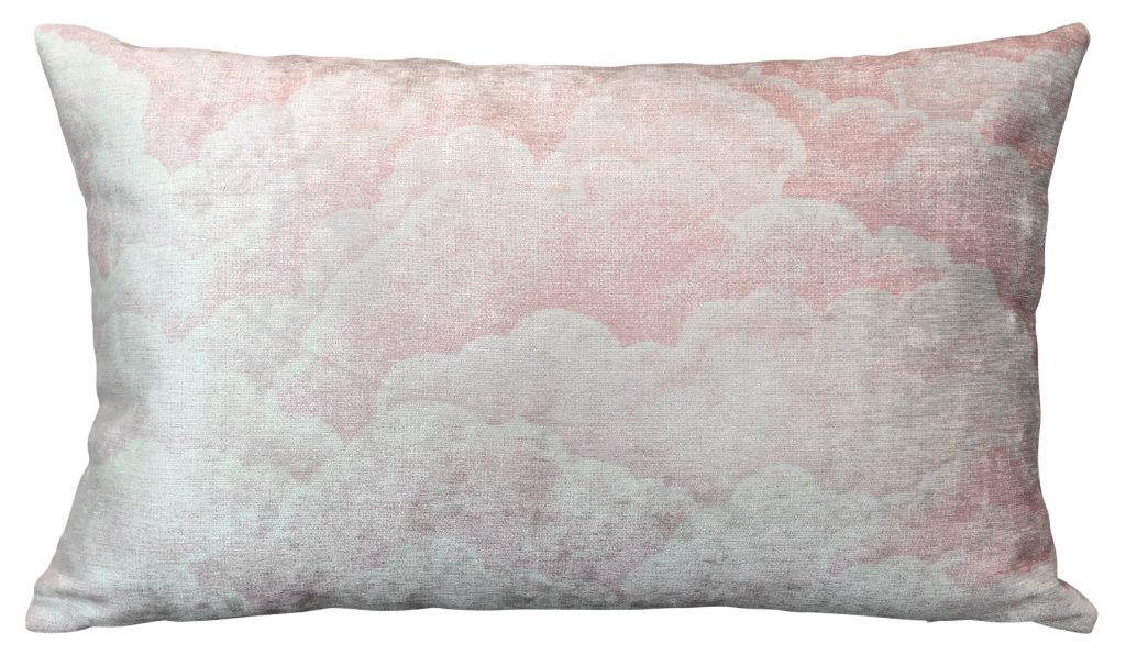 Halftone Clouds cushion cover, Florence Broadhurst Fabrics