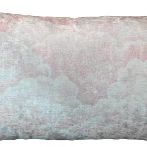 Halftone Clouds cushion cover, Florence Broadhurst Fabrics