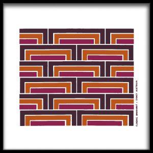 Steps, Tropics, Florence Broadhurst Fabrics