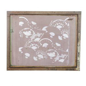 Oriental Silkscreen Art