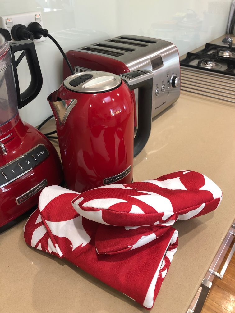 #ikeahack oven mitts