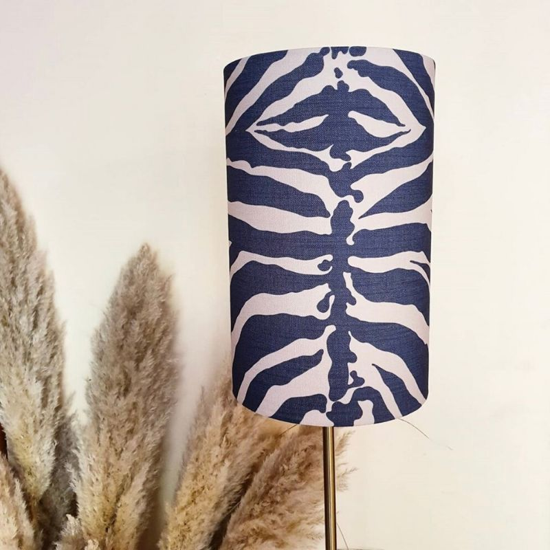 Tiger Stripe Eclipse lamp