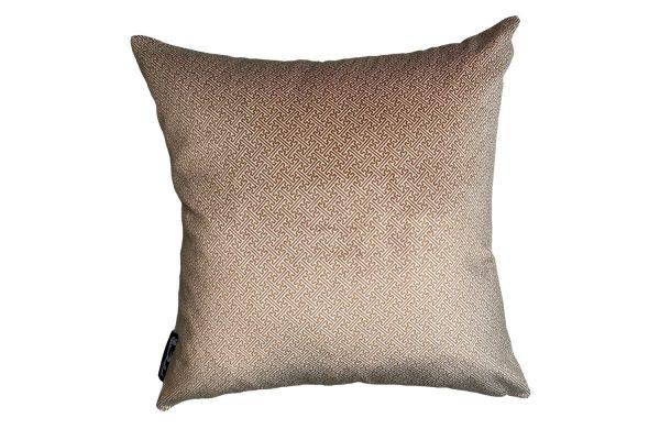 Chinese Key Honey cushion cover, Euro front