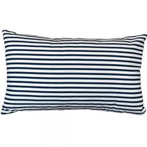 Double Quarter Stripe cushion cover
