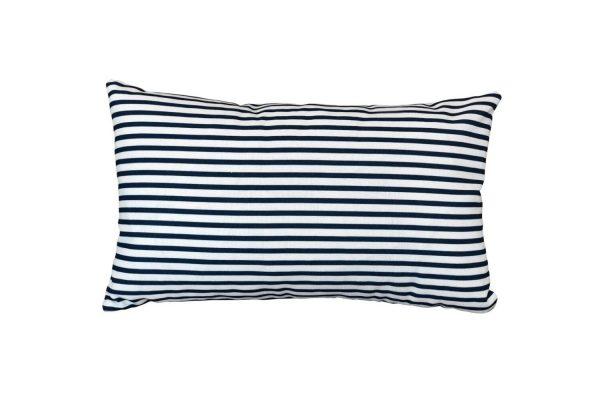 Double Quarter Stripe cushion cover