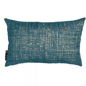 Hessian Marine rectangle cushion