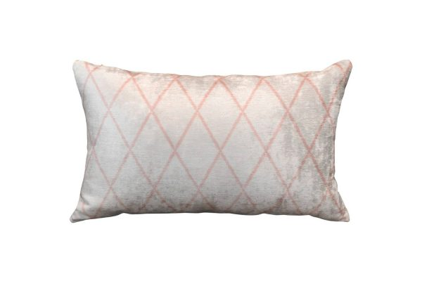 Lattice Leaf cushion cover