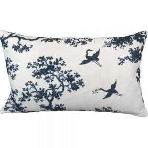 The Cranes cushion cover