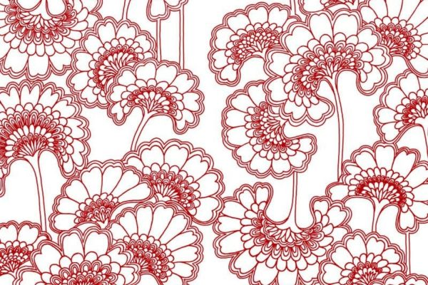 Japanese Floral Tanami