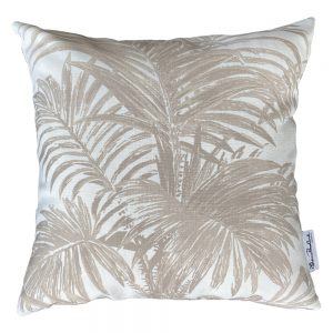 4 Colour Palm Sand Arizona cushion