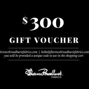 $300 voucher